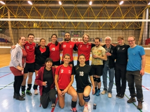 Foto: DTU Volley