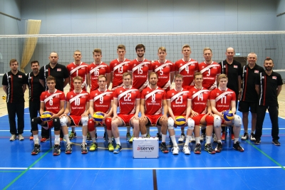Danske volleyherrer jagter historisk Final 4-kvalifikation i European League