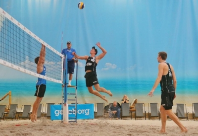 Try-out til Kraftcenter Vest i beachvolleyball (senior –sommersæson)