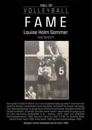 Louise Holm Sommer 2016 web