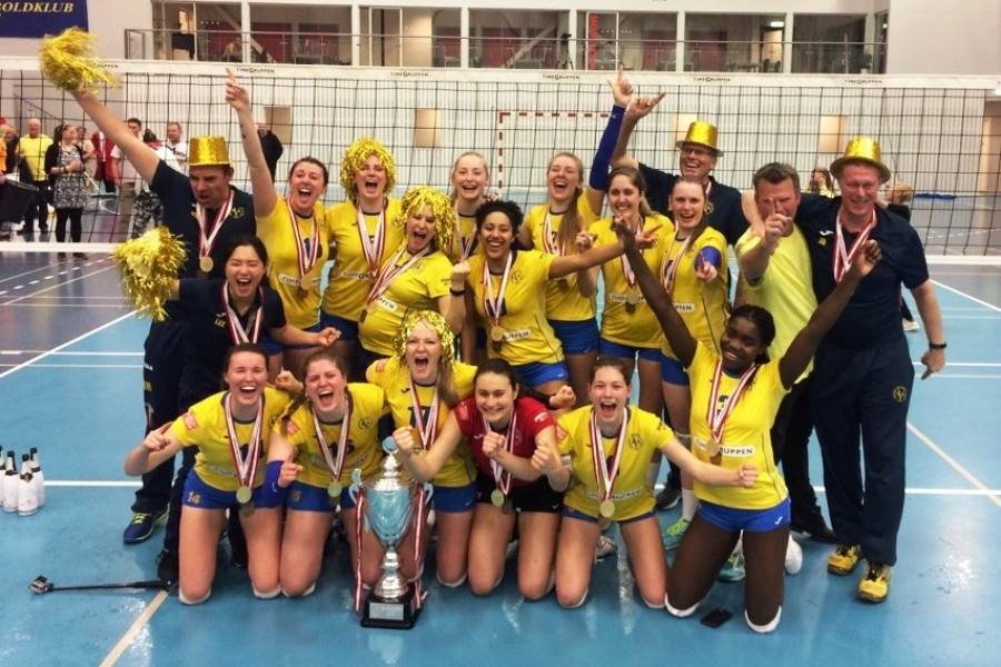 volleyball kvinder